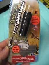 Carlson Winchester 12 GA Shotgun Extended Choke Tube .715 Mid Range Steel 96216