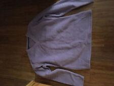 Millets fleece jumper, women's medium, V neck, thick, once worn