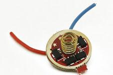 10W T6 U2 XML2 XPL LED Flashlight 7135*8 Driver Board Circuit board Components