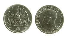 pcc1925) Vittorio Emanuele III (1900-1943) 1 lira 1936 Impero - pulita