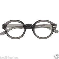 Montatura occhiali da vista  round Epos Erebo FU grey 47 27 145 new