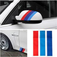 Frente Adhesivo Coche Rejilla Pegatina para BMW M3 M5 E46 E90 E60 E87 Accesorios