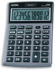 Aurora DT661 Business Calculator with Cost Sell Margin and Tax