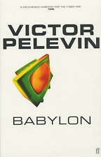 Babylon, Very Good Condition Book, Viktor Pelevin, ISBN 9780571205561