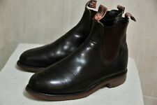 R. M. Williams Brown Chelsea Boot Size US 9