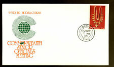 Cyprus 1980 Commonwealth Senior Officials Meeting Cover #C1841