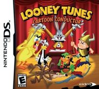 Looney Tunes Cartoon Conductor Brand New Sealed (Nintendo DS)