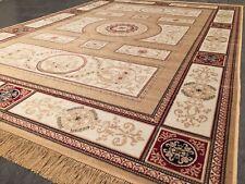 Seiden alfombra Carpet oro 230x160 Medusa Versac persas Orient barroco Rug nuevo