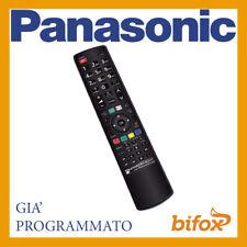 TELECOMANDO TV UNIVERSALE PANASONIC COMPATIBILE PROGRAMMATO PRONTO SMART LCD LED