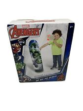 Marvel Avengers Incredible Hulk Bop Bag 36 inch Exercise Fun Super Heroes Comi