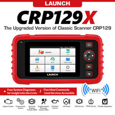 LAUNCH X431 CRP129X OBD2 Scanner Airbag ABS TPMS Diagnostic Tool OBD Code Reader