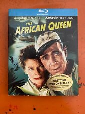The African Queen Blu-ray Disc 2010 Humphry Bogart Katharine Hepburn