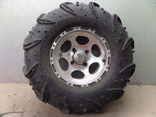 2002 YAMAHA GRIZZLY 600 4X4 ITP FRONT LEFT WHEEL/ RIM