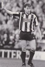Football Photo>MEINDERT DIJKSTRA Notts County 1990s