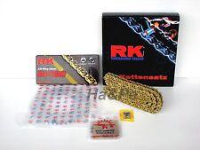 * Yamaha XT 250 RK Kettensatz chain kit GB520 GXW gold 1980 - 1990