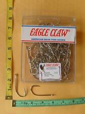 Eagle Claw BAITHOLDER Saltwater Hooks Size 8/0 pcs 30 HIGH QUALITY USA MADE