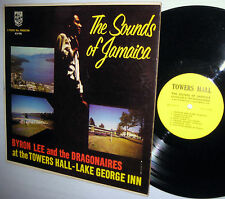BYRON LEE and the DRAGONAIRES at the Towers Hall - Lake George Inn B / LP-006