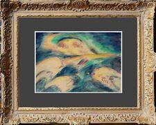 Wandbild-Im Louvre Paris Thea Schleusner 1879-1964-Sonnenaufgang Atlantik 1947 x