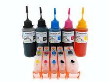 refillable ink cartridge kits PGI580 CLI581 Canon Pixma TR7550 TR8550 NON OEM