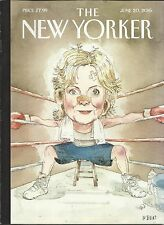 The New Yorker Magazine Gop Elite Donald Trump Unreal Jailhouse Lawyer Education