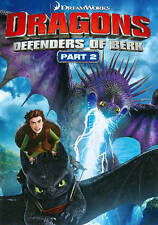 Dragons: Defenders of Berk Part 2 New DVD! Ships Fast!