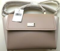 KATE SPADE CHARLINE ARBOUR HILL  2 tone Bone/Tan Goldtone hardware NWT