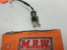 WIRE PLUG CONNECTOR HARNESS END CLIP OFF HORN OEM CAR L LOW LO NOTE BEEP BUZZER
