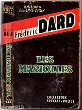 SPECIAL-POLICE n°227 ¤ DARD/SAN-ANTONIO ¤ LES MARIOLLES ¤ EO 1960