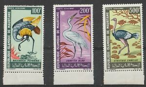 1967- REPUBLIQUE ISLAMIQUE DE MAURITANIE   P.A  64/66 Neuf**