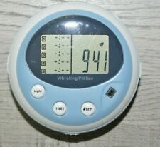 Vibrating/Audio 5 - Alarm Programmable Pill Box