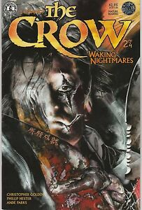 The Crow Walking Nightmares 2 Kitchen Sink N/M- Never Read NOS O'Barr's
