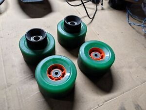 Abec 11 Flywheels, Acer ceramic bearings, speed pulleys for Boosted Board DUAL+