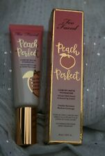 Too Faced Peach Perfect Comfort Matte Foundation 48ml Honey New & Boxed