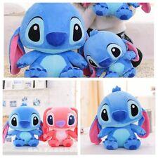 40/50/60CM NEW Large Cute Lilo Stitch Soft Stuffed Plush Doll Toy Kids Gifts