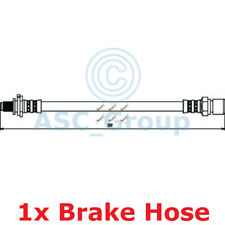Apec BRAKING 237mm Disco Pinza de Freno Flexible Tubo Goma HOS3128