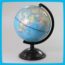 World Political Globe 19cm