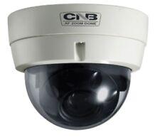 CNB CCTV Vandal Proof Dome, Zoom Camera VZD127NL 192X Dual Power 12V DC & 24V AC
