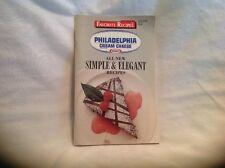 Favorite Recipes Philadelphia Cream Cheese