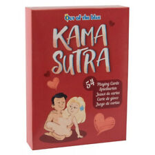 RED KAMA SUTRA PLAYING CARDS Card Game XXX Adult Rude Fun Sex OUT OF THE BLUE