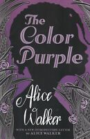 The Color Purple by Alice Walker - New Paperback Book