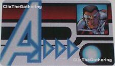 AVID-003 FALCON ID CARD Avengers Assemble Marvel Heroclix