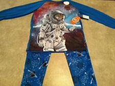 Nwt Glow In The Dark Boys Size 6-7 Space Pajama Set wonder nation