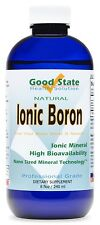 Good State - Liquid Ionic Boron (96 Servings At 5mg.) (8 fl oz)
