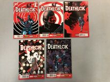 Deathlok 1-5 Complete Set Marvel Comics 2014