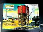 Vintage NOS Atlas Kit #703 HO Scale #703 ~ WATER TOWER (3 Colors) ~ NEW IN BOX
