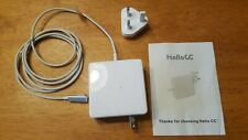 Hello CC 60W Magnetic Laptop Power Charger AC Replacement Adapter HW-8079 E039 C