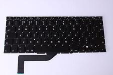 Apple MacBook Pro Retina A1398 2013 15'' Keyboard QWERTY UK Layout MC975 MC976