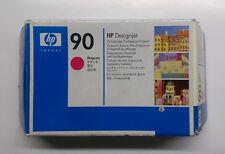 HP original 90 magenta C5063A DesignJet 4000 4500 Serie OVP 02/2015