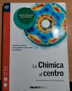 LA CHIMICA AL CENTRO (ISBN:9788823349490)