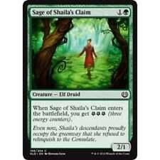3x MTG Sage of Shalia's Claim NM - Kaladesh